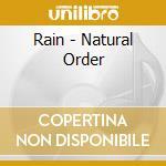 Natural order cd musicale