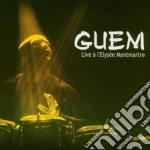 Guem - Live L'elysee Montmartre cd musicale di GUEM