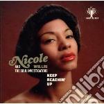 Nicole Willis & The Soul Investigators - Keep Reachin'up cd musicale di Nicole Willis