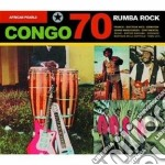 CD - AFRICAN PEARLS 70    - CONGO-RUMBA ROCK cd musicale di AFRICAN PEARLS 70