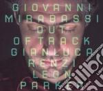 Giovanni Mirabassi - Out Of Tracks cd musicale di MIRABASSI GIOVANNI