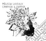 Melissa Lavaeux - Camphor & Copper cd musicale di LAVAEUX MELISSA