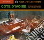 IVORY COAST WEST AFRICA                   cd musicale di AA.VV.