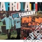 Afro latin via conak cd musicale di Artisti Vari