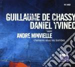Guillaume De Chassy & Daniel Yvinec - Chansons Sous Les Bombes cd musicale di DE CHASSY GUILLAUME