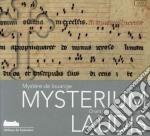 MYSTERIUM LAUDIS cd musicale di ABBAYE DE SOLESMES