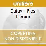Flos florum cd musicale
