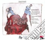 Mozart,wolfgang Amadeus - Concerti cd musicale