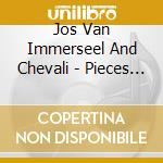 Jos Van Immerseel And Chevali - Pieces For 2 Piano cd musicale