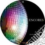 Encores cd musicale di Geoffrey Jourdain
