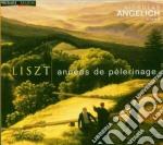 ANNÚES DE PÞLERINAGE cd musicale di Franz Liszt