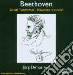 Beethoven - Sonata N.21 Op.53 'waldstein', Variazioni 'diabelli' Op.120  - Demus Jorg  Pf cd musicale di Beethoven ludwig van