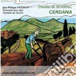 Cerdana (trascrizione per organo) cd musicale di Severac deodat de