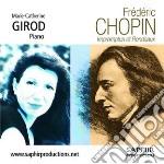 Chopin Fryderyk - Impromptus Et Rondeaux  - Girod Marie-catherine  Pf cd musicale di Fryderyk Chopin