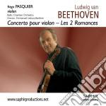 Beethoven Ludwig Van - Concerto Per Violino E Orchestra Op.61 - Romances: N.1 Op.40, N.2 Op.50  - Pasquier Régis  Vl/baltic Chamber Orchestra, Emmanue cd musicale di Beethoven ludwig van