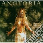 Angtoria - God Has A Plan For Us All cd musicale di ANGTORIA