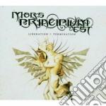 Mors Principium Est - Liberation=termination cd musicale di MORS PRINCIPIUM EST
