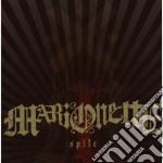 Marionette - Spite cd musicale di MARIONETTE