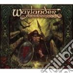 Waylander - Honour Amongst Chaos cd musicale di WAYLANDER