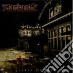 Layers of live cd musicale di DARKANE