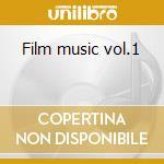 Film music vol.1 cd musicale di Gabriel Yared
