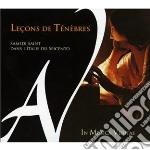 Lecons De Tenebres cd musicale di Miscellanee