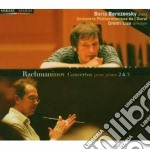 Rachmaninov Sergei - Concerto Per Pianoforte N.2 Op.18, N.3 Op.30 cd musicale di Sergei Rachmaninov