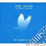John Lawton / Diana Express - The Power Of Mind cd musicale di John & expre Lawton
