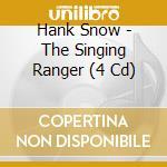 THE SINGING RANGER cd musicale di HANK SNOW