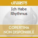 ICH HABE RHYTHMUS cd musicale di HELMUT ZACHARIAS QUA