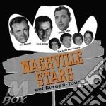 NASHVILLE STARS  (BOX 4 CD + DVD) cd musicale di ATKINS CHET
