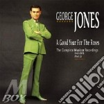 A good year for the roses cd musicale di George jones ( 4 cd)