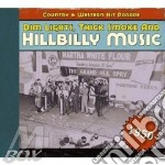Country & Western Hit Parade - Hillbilly Music 1950 cd musicale di AA.VV.