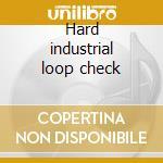 Hard industrial loop check cd musicale di Eact Sona
