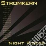Stromkern - Night Riders cd musicale di STROMKERN