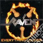 Raven - Everything cd musicale di Raven