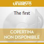 The first cd musicale