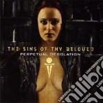 PERPETUAL DESOLATION                      cd musicale di SINS OF THY BELOVED
