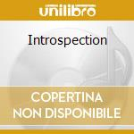 Introspection cd musicale