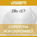 Zillo cl/7 cd musicale