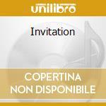 Invitation cd musicale