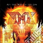 Tnt - All The Way To The Sun cd musicale di TNT