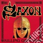 Saxon - Killing Ground cd musicale di SAXON