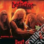 BEST OF                                   cd musicale di DESTRUCTION