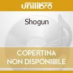 Shogun cd musicale