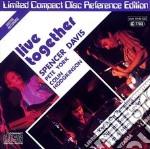Davis Spencer / York Pete / Hodgkinson Colin - Live Together cd musicale di ARTISTI VARI