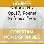 SINFONIA N.2 OP.17, POEMA SINFONICO