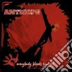 Anticops - Everyone Bleeds Tonight cd musicale di ANTICOPS