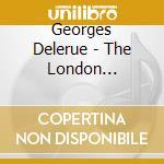 London sessions i cd musicale di Georges Delerue