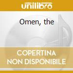 Omen, the cd musicale di Jerry Goldsmith